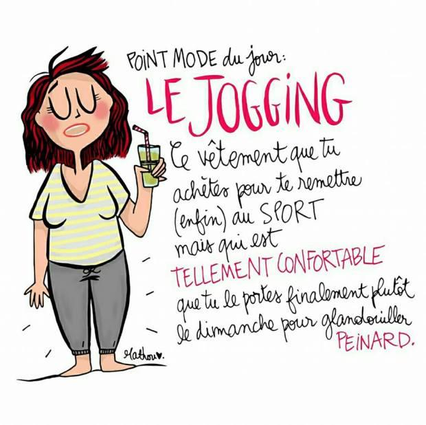 dimanche jogging