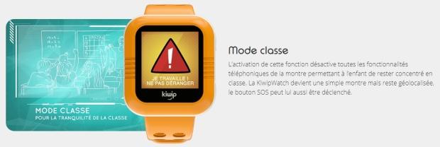 kiwip classe