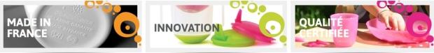 made in france - innovation - qualité certifiée