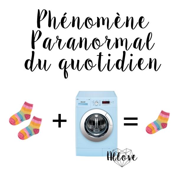 phénomène paranormal